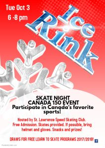 Copy of Ice Rink Poster