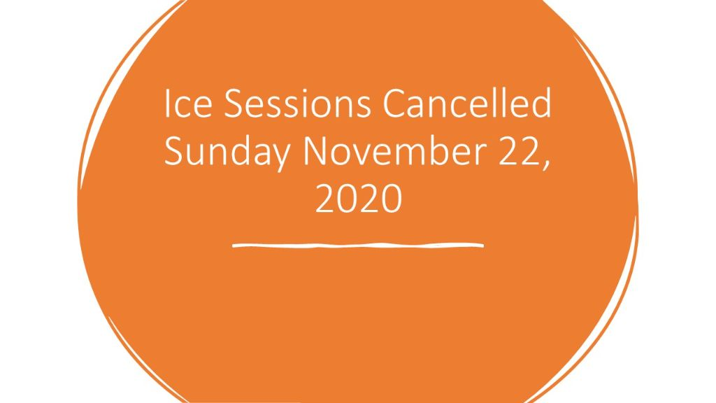 November ice cancel